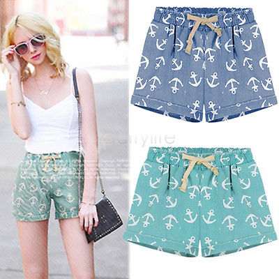 Women Sexy Hot Mini Shorts Summer Lady