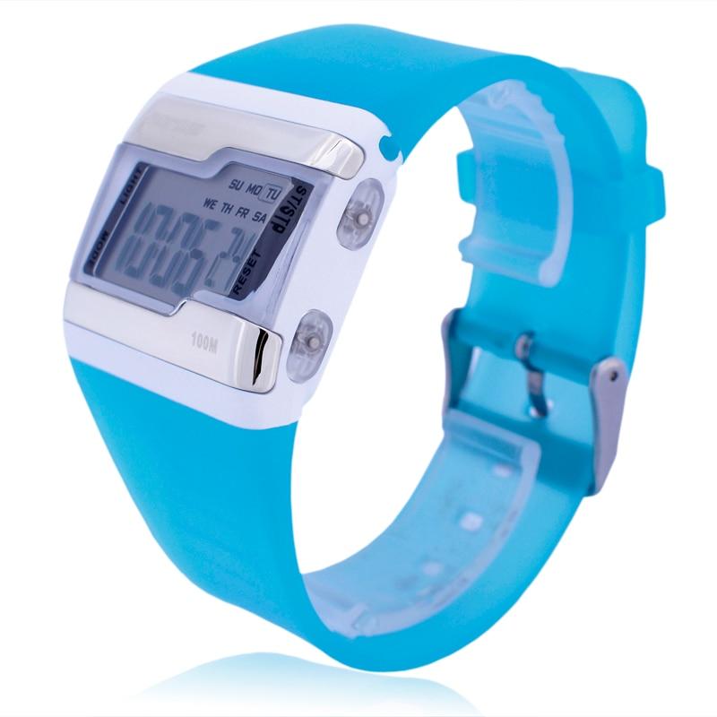 Precis LED Digital Display Armband Watch Barnens Studenter - Damklockor - Foto 4