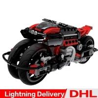 Xingbao 03021 Genuine Technic Kits Off road Motorcycle Building Blocks Bricks Educational lepinings Toys Model Boys Gift LP