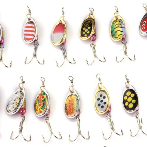 30 X Fishing Lures Crankbait Minnow Popper Bass Baits Hooks Tackle 3pcs lot fishing lures mixed set minnow crankbaits topwater popper hook lure spinner baits crankbait bass wobbler tackle hook
