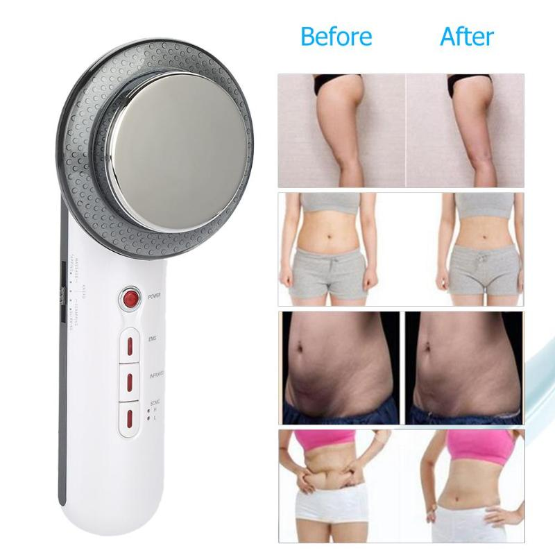 Body Slimming Massager Device Lipo Anti Cellulite Infrared Fat Burner Therapy Machine