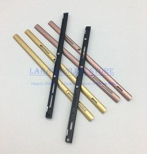 Image 2 - Nouveau cadre central dorigine de Rail de rayure latérale pour Sony Xperia XA1 Ultra cadre latéral cadre cadre cadre pièces de rechange de remplacement de châssis