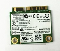 SSEA Wholesale New Dual Band Wireless Card for INTEL Ultimate-N 6300 6300AGN 2.4G/5GHZ half mini PCI-E 450 Mbps