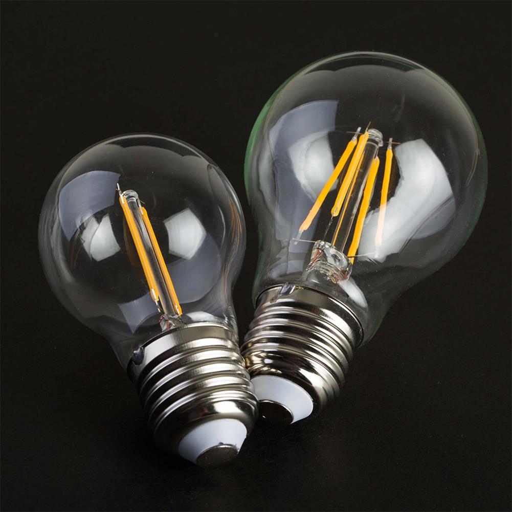 T10 E26 E27 4w Led Vintage Antique Filament Light Bulb: New Filament Light Vintage Retro Antique Industry Style