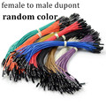 120pcs Dupont Female To Male Cable For Arduino Male Female Colorful Jumper DIY 20cm Dupont Jumpers Wire Color Jumper Cable