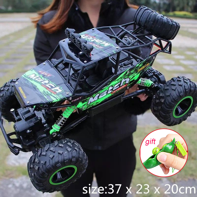 4wd RC Car Remote Control Rock Crawlers 4x4 Driving Car Double Motor Radio Controlled Machine RC