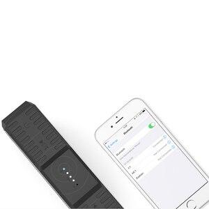 Image 2 - Bluetooth רמקול NILLKIN 2 ב 1 טלפון מטען חיצוני Bluetooth 4.0 רמקול כוח בנק תחנת ב 1 מוסיקה תיבת רמקול protable