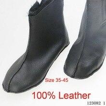5 colors Khuff Winter warm sheepskin fur one Muslim men socks and women worship socks Islamic mens socks 123082