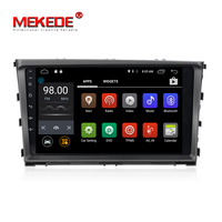 Quad Core Android7 1 HD Screen 10 1inch Car Gps Radio Cassette For Zotye T600 With