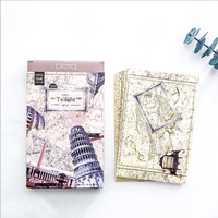 30 pcs/pack Creative city Greeting Card Postcard Birthday Letter Envelope Gift Card Set Message Card Free shipping