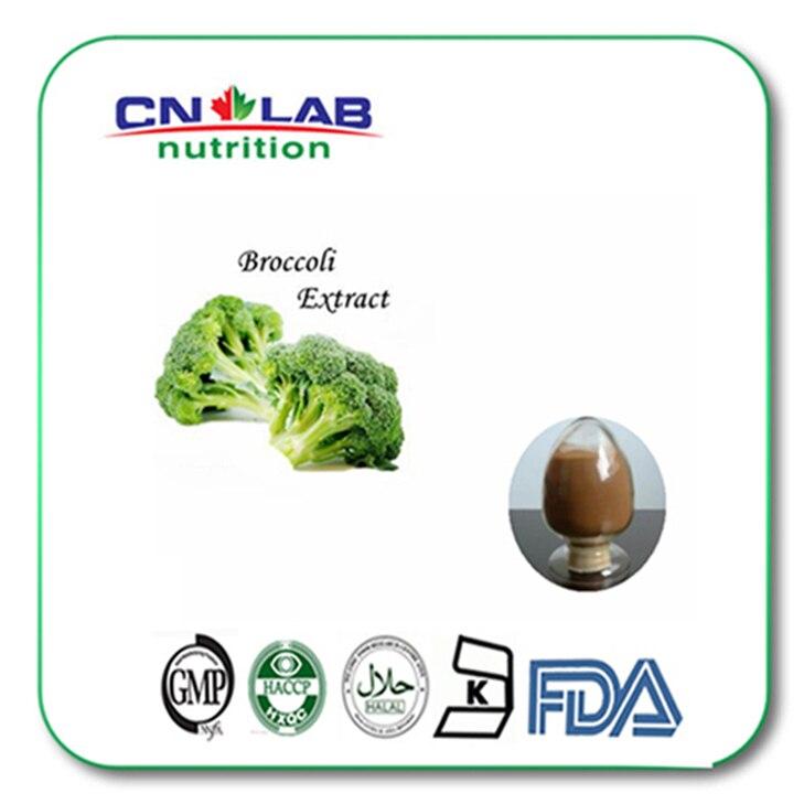 GMP factory 100% natural Cauliflower extract powder/Cauliflower P.E.  gmp cwp