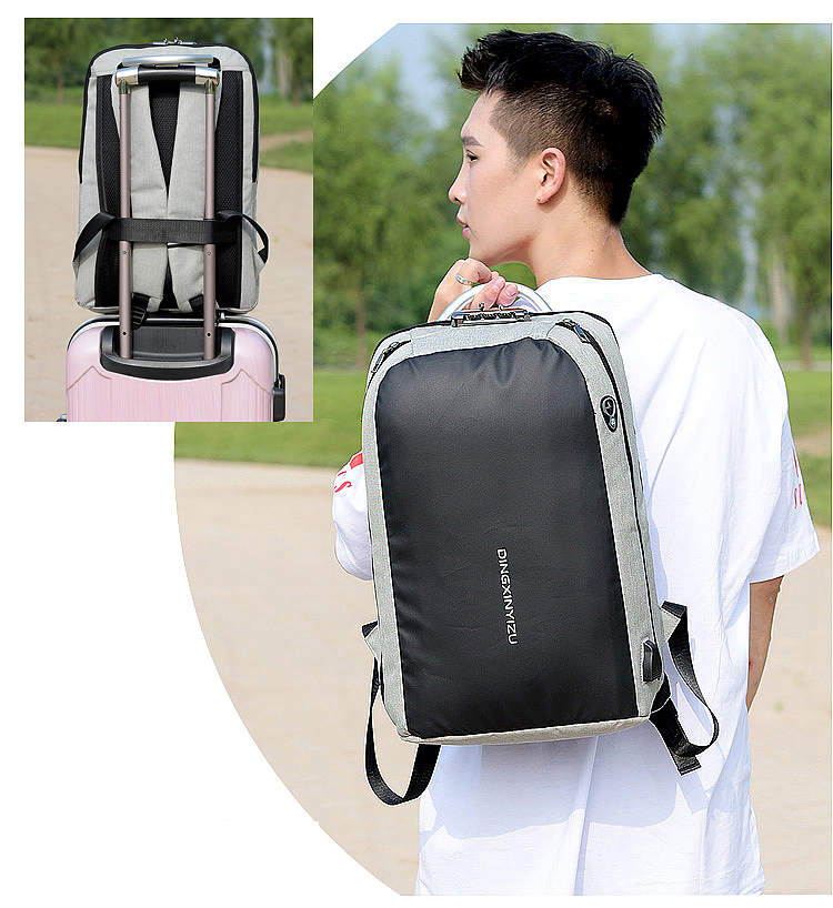 HTB1lAB9Xz14K1Rjt bXq6yYnXXat - New Teenager Campus backpack Student multifunctional anti-theft