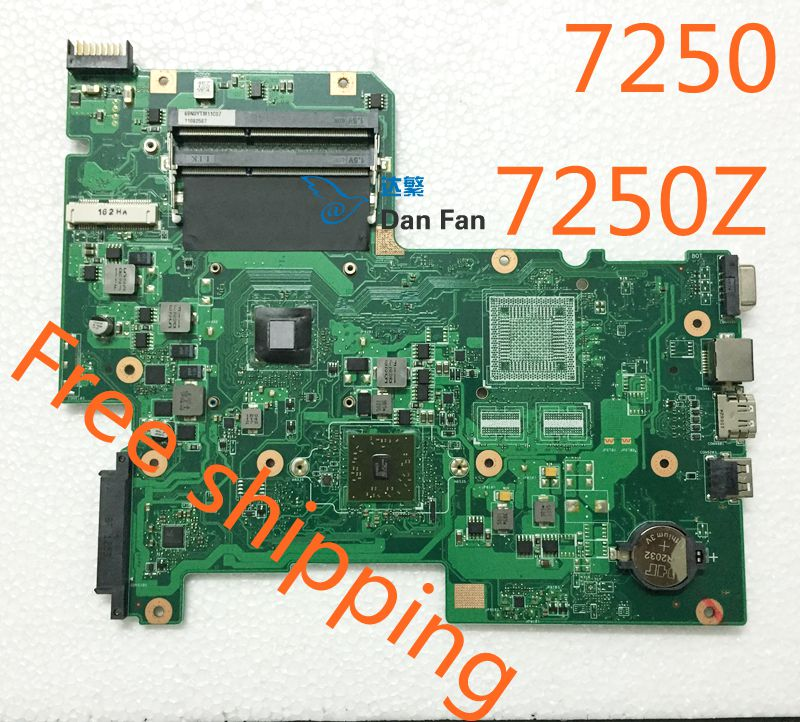 For ACER Aspire 7250 7250z Laptop Motherboard MBRL60P002 AAB70 08N1-0NW3J00 Mainboard 100%tested fully work