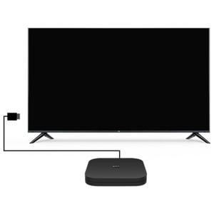 Image 3 - シャオ mi mi ボックスの 4 4K テレビボックス Cortex A53 クアッドコア 64 ビットマリ 450 1000Mbp アンドロイド 8.1 2 ギガバイト + 8 ギガバイトの HD mi 2.0 2.4 グラム/5.8 グラム WiFi BT4.2 Tv ボックス