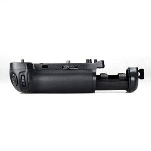 Image 5 - Capsaver 니콘 d750 카메라 용 수직 배터리 그립 MB D16 교체 멀티 파워 배터리 홀더 EN EL15 리모컨으로 작동