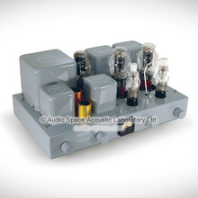 AUDIO SPACE WE-91B Vacuum tube Power/Integrated Amplifier 274B WE310A 300B*2 Class A single-ended Tube Amplifier 6W x 2