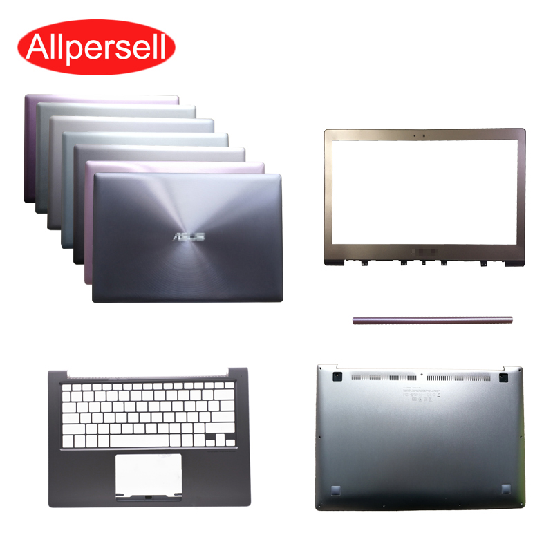 Laptop For Asus UX303 UX303L U303L UX303LN UX303L Top Cover/palmrest Case/bottom Shell/ Screen Frame Hinged Cover Non-touch