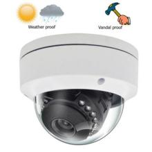 New Metal explosion proof shell Dome Cameras Housing + 15pcs LED IR Security CCTV Camera Housings For AHD IPC CCD PCB