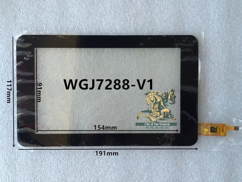 GENCTY For 7 inch WGJ7288-V1 W-B