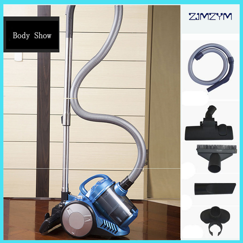 Home Handheld Washing Vacuum Cleaner Steam Mop <font><b>Carpet</b></font> Cleaner Quiet Mini Mites Vacuum cleaner Portable Dust Collector