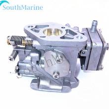 6G1-14301-01 лодочный мотор карбюратор для Yamaha 2-х тактный двигатель 6CMH 6DMH 8CMH 6hp 8hp лодочных моторов 6G1-14301