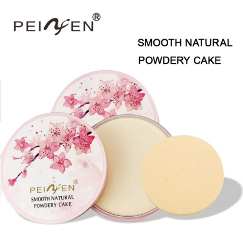 PNF Brand Mineral Powder Makeup for Women Long Lasting Oil-control Matte Face Contour Whitening Pressed Powder Palette 18pcs