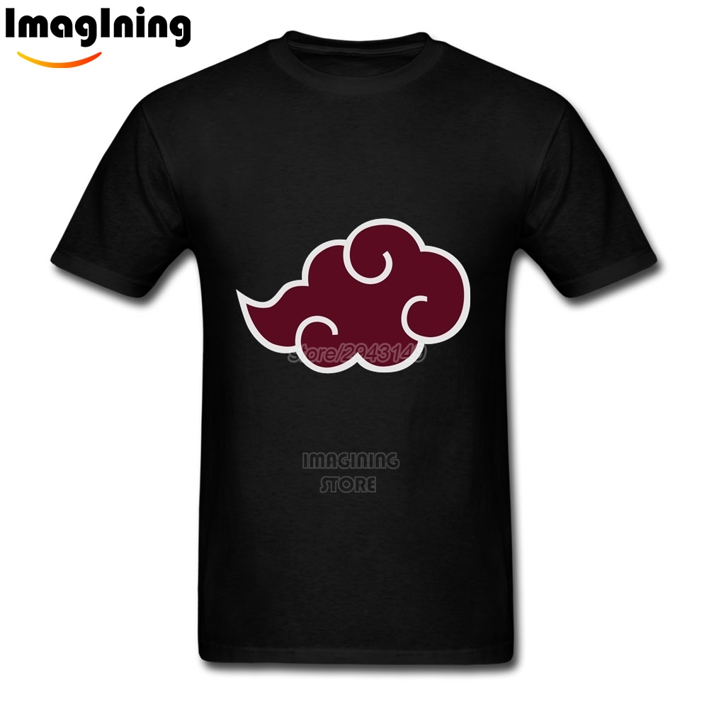 Design t shirt price - Funky Boys Akatsuki Cool T Shirts Best Design Naruto White Short Sleeve China Mainland