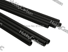 HCT071 high quality  8pcs/pack 30x28x500mm full carbon fiber 3K twill matte booms