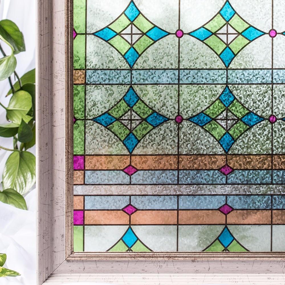CottonColors PVC Window i papërshkueshëm nga uji Filmat Jo-zam 3D - Dekor në shtëpi - Foto 1