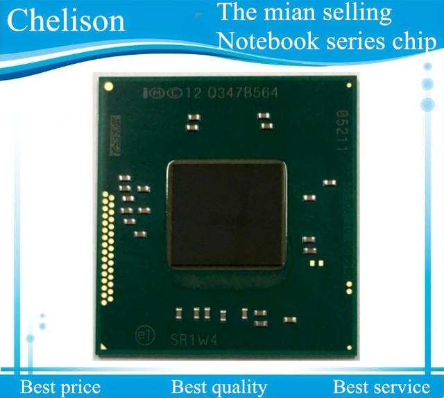 New CPU N2830 SR1W4 CPU Processador Móvel PCH Laptop IC com bolas