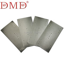 4PCS A SET Newest DMD Diamond Coated Honeycomb Replacement Sandpaper Whetstone knife sharpener 150 240 400 1000 Grit