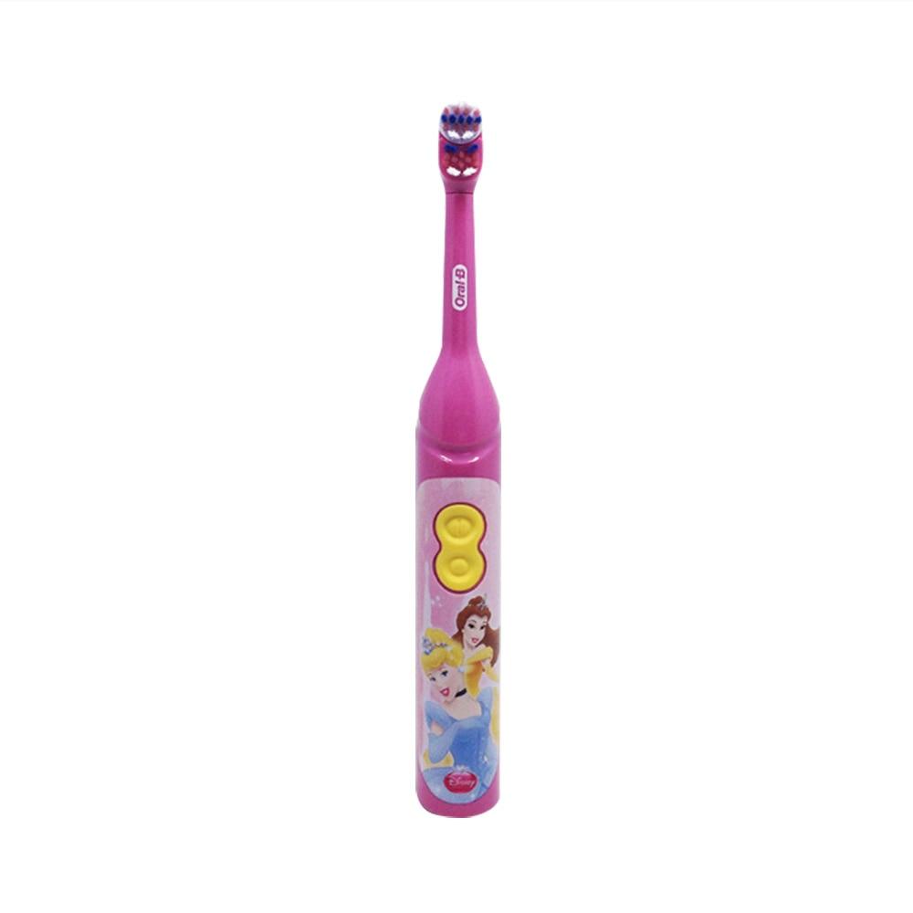 Oral b crianças escova de dentes elétrica