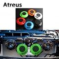Atreus 2 шт. автомобильный Стайлинг стикер Электрический громкий звуковой сигнал для Mitsubishi ASX Suzuki Subaru Acura Jeep Renegade Fiat Hyundai