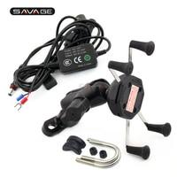 GPS Navigation Mount Bracket Support Phone Holder For Harley Davidson XG 500/750/750R XR 1200/1200X XLH 883 Sportster Street Kit