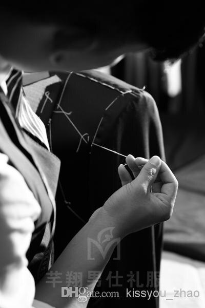 Homme Mariage Costume As Cran Bal Meilleur Groomsman Suitsjacketpantstie Foncé Picture Revers Vente Smokings De 2017 Design Marié Picture as Hommes Bleu Hot Personnalisé THwqnv8aP