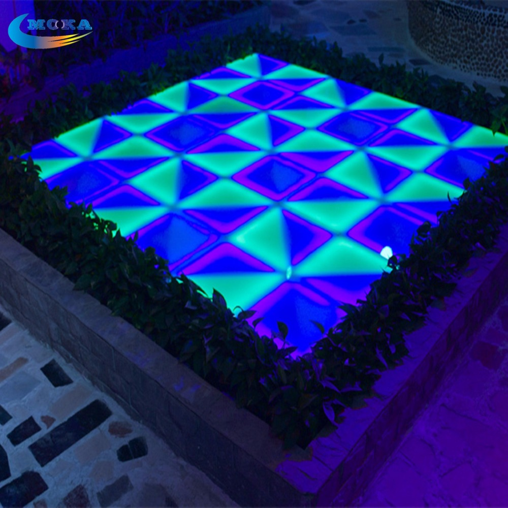 48pcs Lot Wholesale Price Led Video Dance Floor Cheap