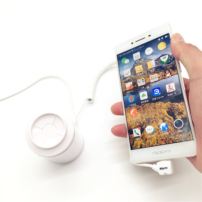 (6 takım / grup) cep telefonu güvenlik hırsızlık ekran standı - Güvenlik ve Koruma - Fotoğraf 2