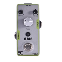 Big Muff Tone FUZZ Gguitar Effects Pedal Classic Distortion Effects Pedal Full Metal Shell True By