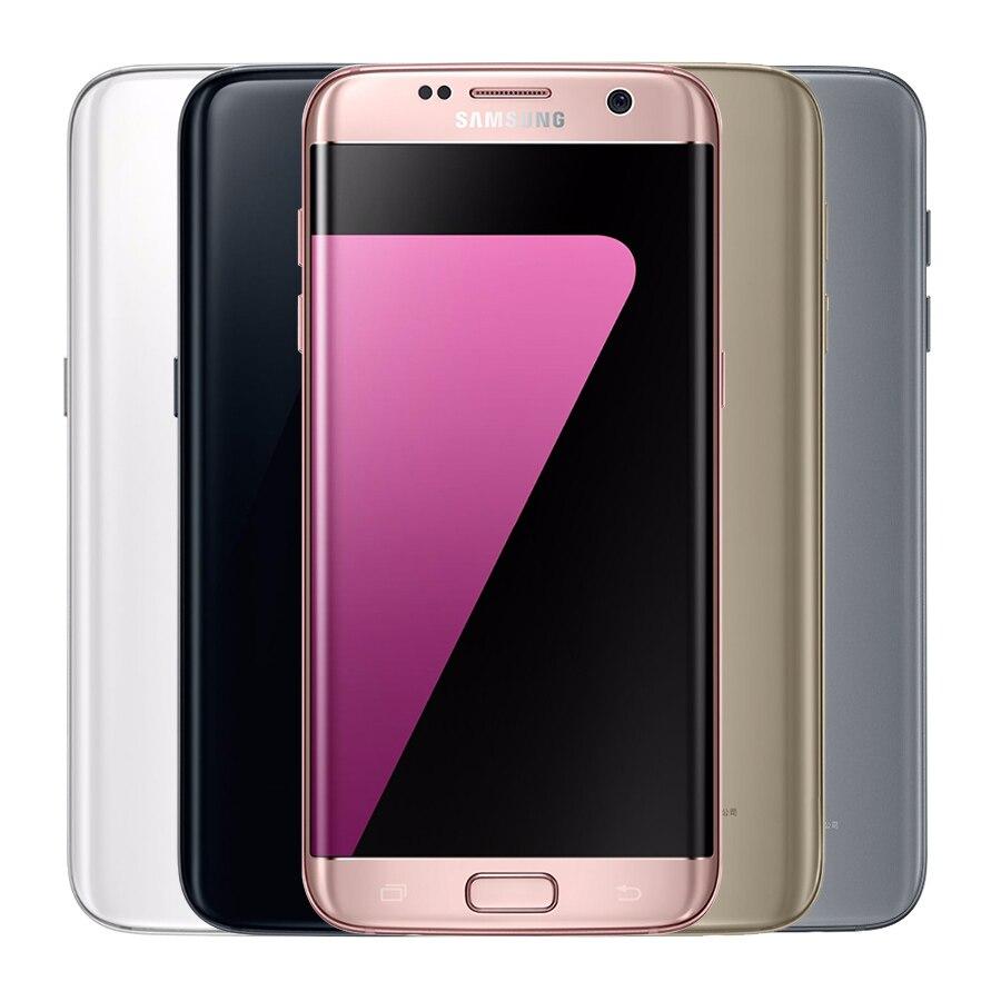 Original Samsung Galaxy S7 Edge 4GB RAM 32GB ROM 5.5 inch LTE Mobile Phone 12.0 MP Android Quad Core Unlocked Cell phone - 5