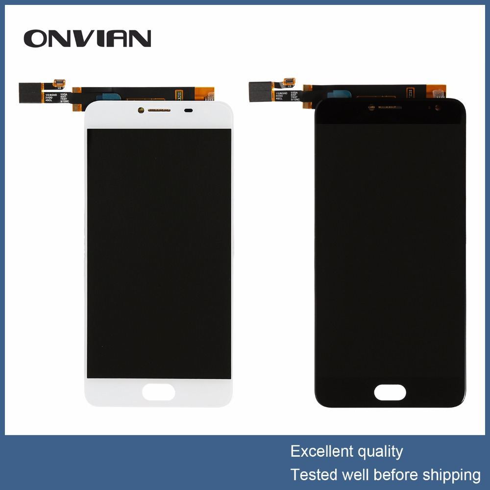 UMI Z LCD Display Touch Screen 100% Original LCD Digitizer Glass Panel Replacement For UMI Z adhesive