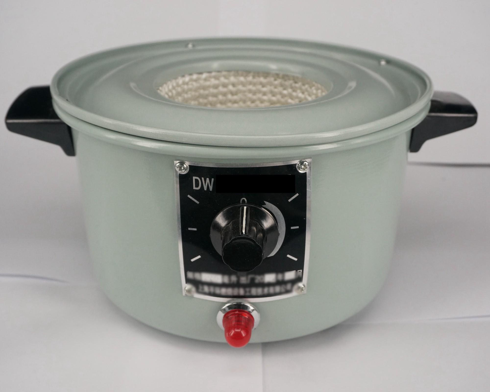 250ml 200W Electric Temperature regulation Heating Mantle Temperature adjustable 43% 250ml