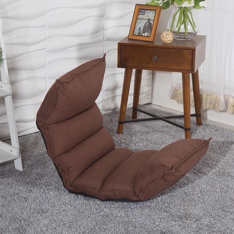 Kreatywna leniwa sofa, sofa jednoosobowa rozkładana sofa kanapa - Meble - Zdjęcie 4