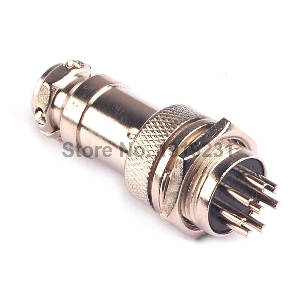 2pares Cable Conector para tiras de luz LED 2Pin Macho a hembra de alimentación