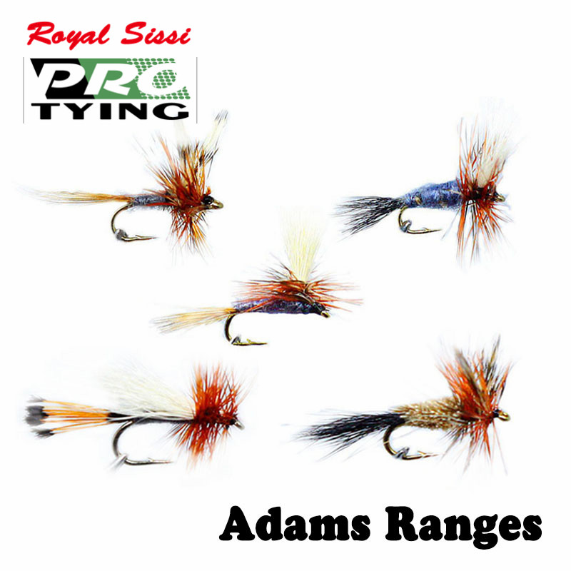 5optional styles 14#16# adam flies range 5pcs parachute irrestible dry fly adam wulff trude fly fishing artificial insect lure