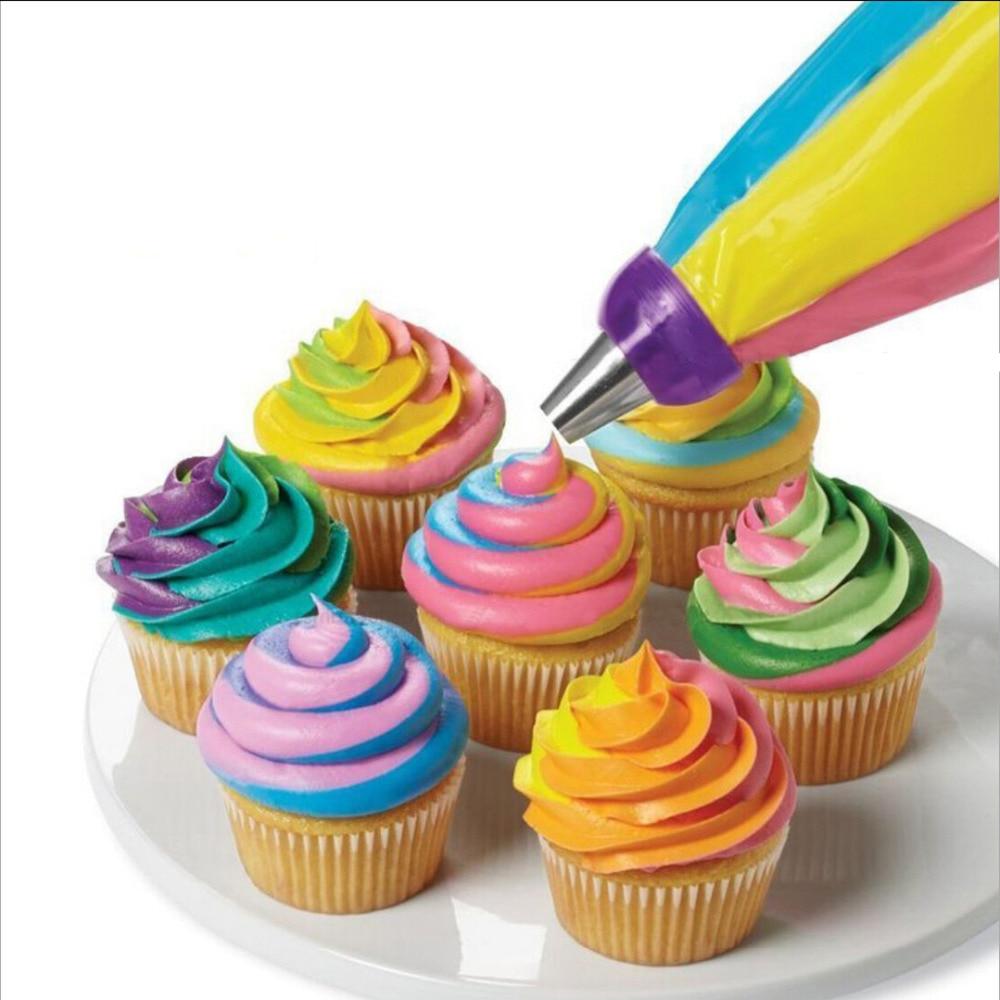 Kitchen Design Cake: 2016 New Design Cake Tool 3 Color Coupler Cake Decorating