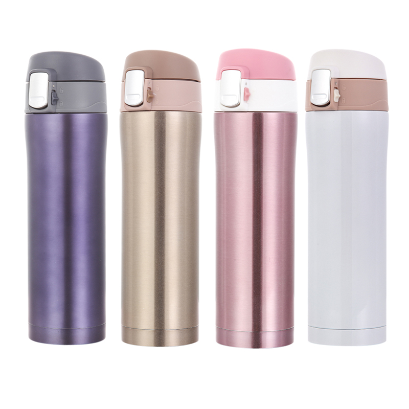 f2bc9a54b1 Detail Feedback Questions about 450ML Coffee Thermos Bottle Stainless Steel  Thermal Mugs Insulated Vacuum Flask Outdoor Travel Drink Water Bottle on ...