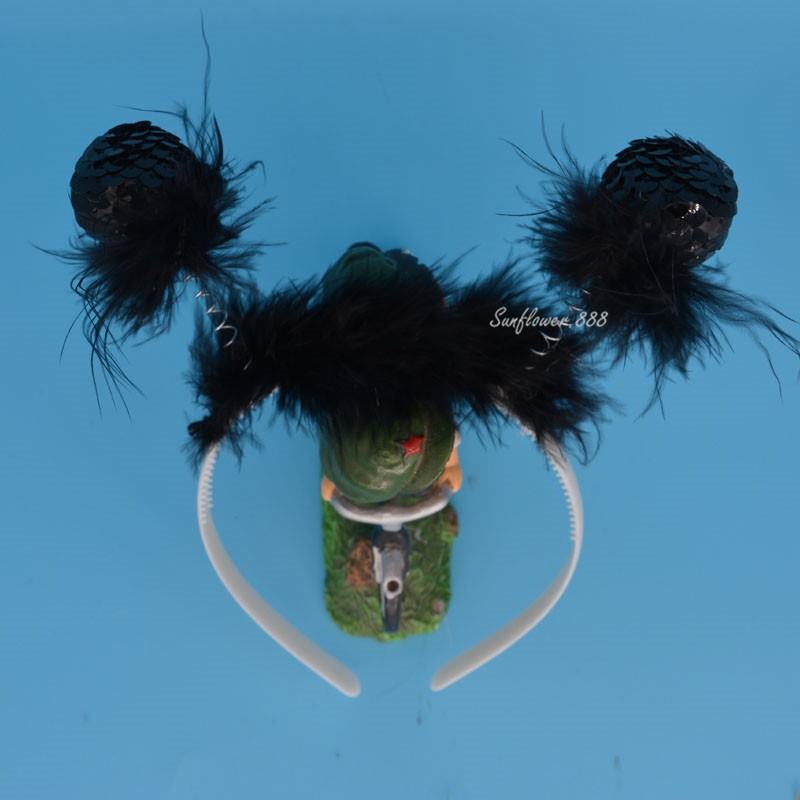 Used Alien Bees For Sale: Aliexpress.com : Buy Black Bee Ant Antenna Headband Bug