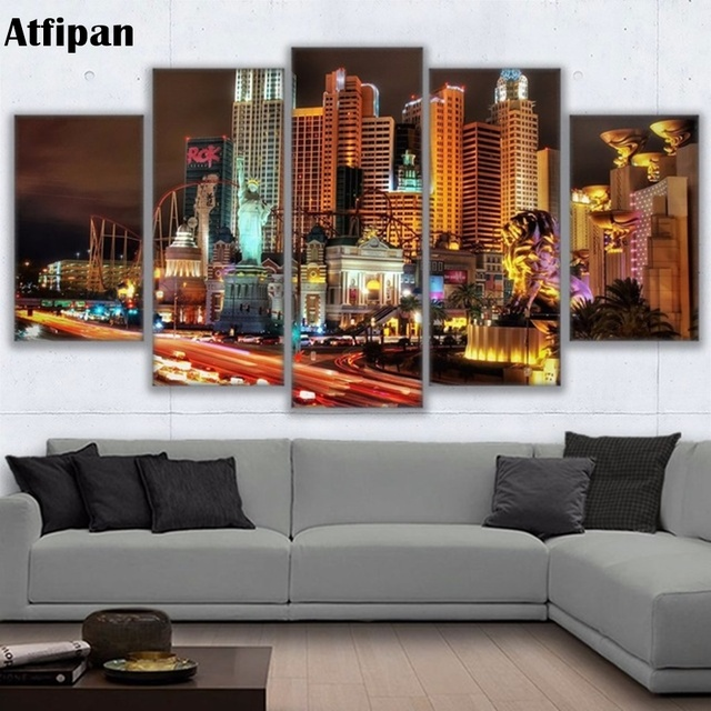 Atfipan Wall Art Pictures Home Decor Living Room HD Prints