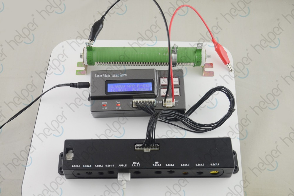 perfect laptop AC adapter tester , laptop charger tester, laptop power supply tester