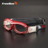 Детские защитные очки FreeBee, противоударные очки для спорта на открытом воздухе, баскетбола, футбола, ПК, линзы, защитные очки для глаз